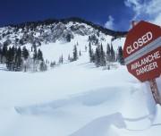 Avalanche danger