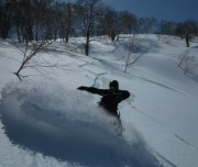 Nozawa Backcountry Tour Gallery 011