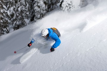 Yuzawa powder play