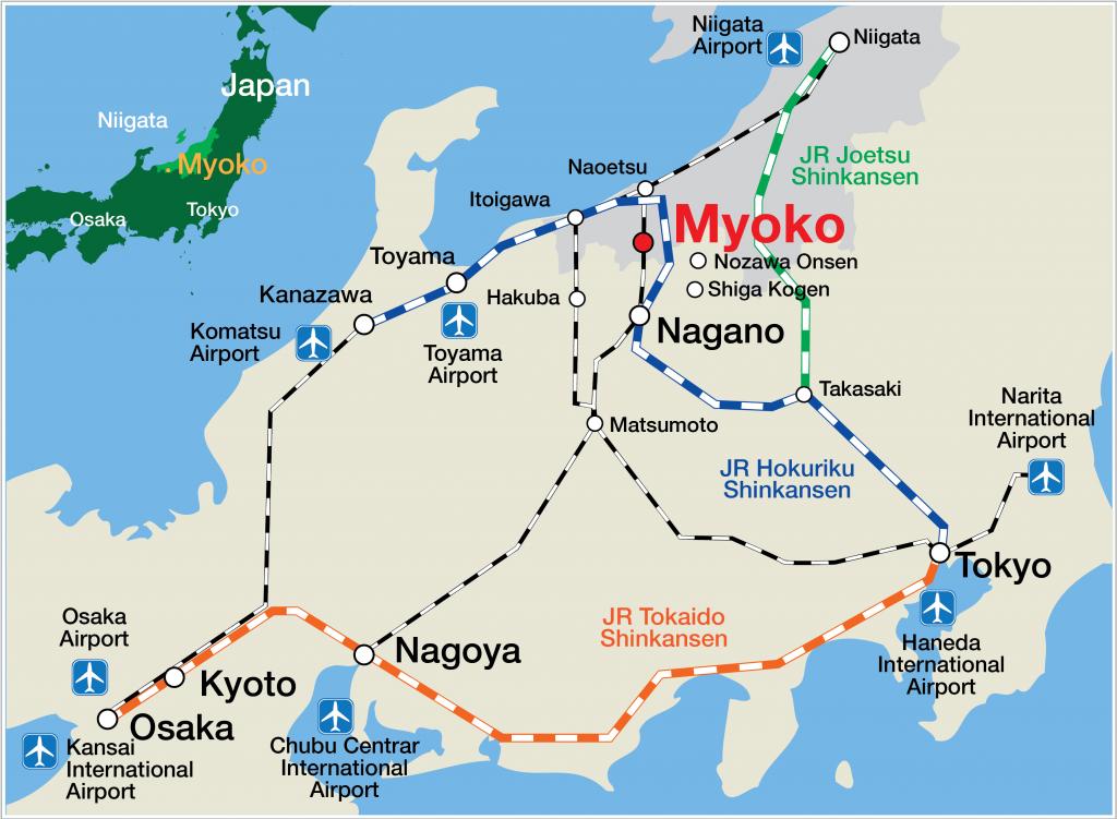 Myoko access